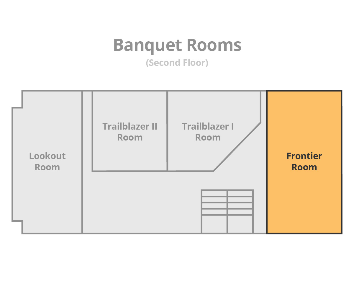 Banquet Rooms Layout