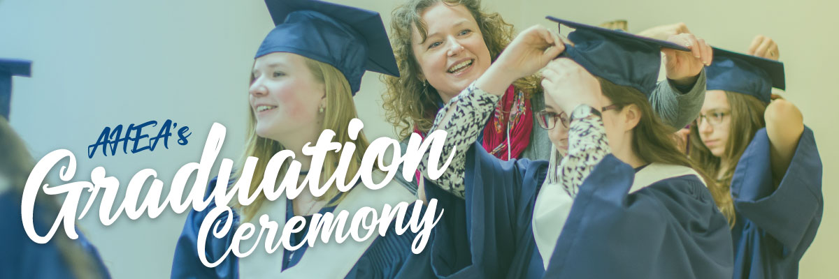 Graduation Ceremony Header