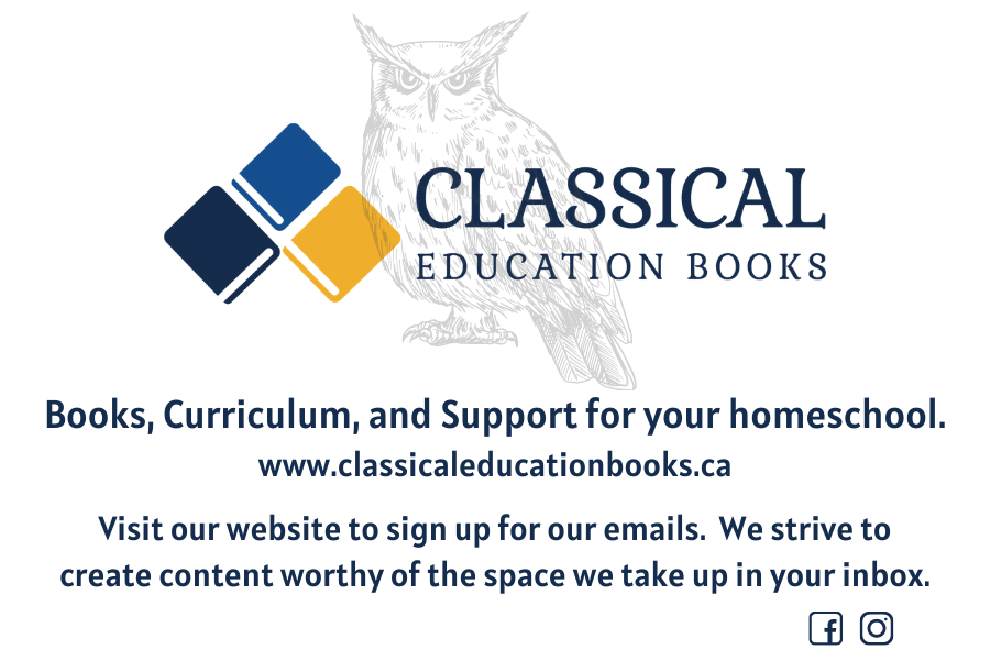 Classical Education Books