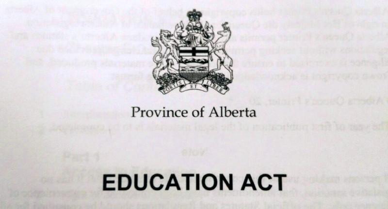 Political Updates | Blog | Alberta Home Education